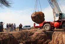 Campo del Cielo: una lluvia de meteoritos dispersa en el norte argentino