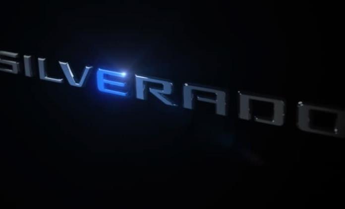 GM anuncia la producción de la versión eléctrica de la pickup Silverado