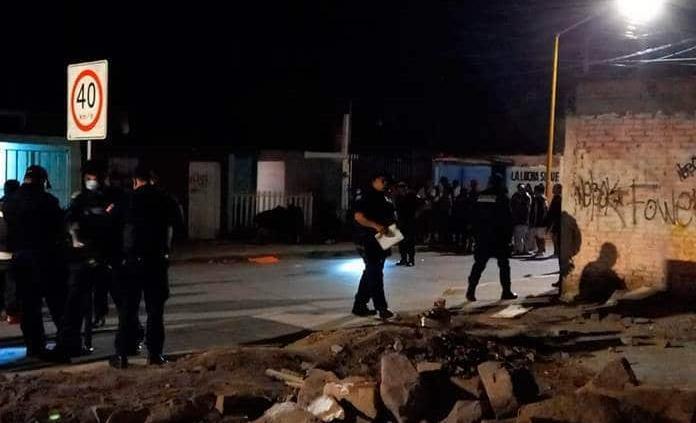 Perpetran una ejecución en la Gral. I. Martínez