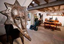 Casa Estudio Leonora Carrington, un espacio donde navegar por su intimidad