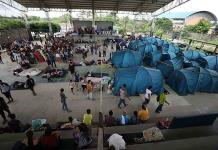 Anuncian ayuda para migrantes venezolanos