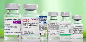 La OMS dice que todavía no hay datos suficientes para recomendar combinación de vacunas