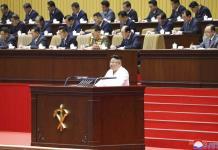 Norcorea enfrenta la peor situación de su historia: Kim Jong Un