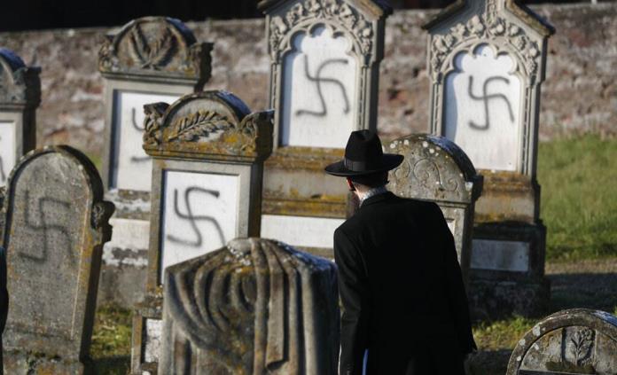 Denuncian auge del antisemitismo y el rol de las redes sociales