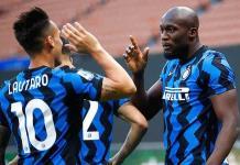 Lukaku y Lautaro acercan al Inter al Scudetto