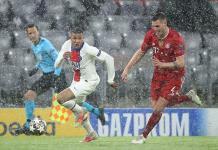El PSG derrota al Bayern en la ida de cuartos de Champions