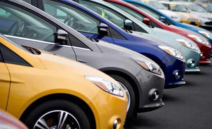 Venta de autos nuevos se incrementa 139% en abril