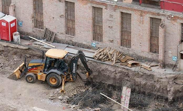 Avala NC proyecto de edificio Ipiña