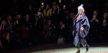 Vivienne Westwood, la reina punk que quiere cambiar el mundo