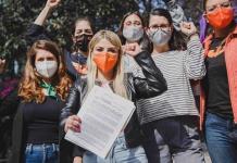Presenta Marvely solicitud ante el INE para quitar candidatura a Hugo Carballo, acusado de acoso y abuso sexual