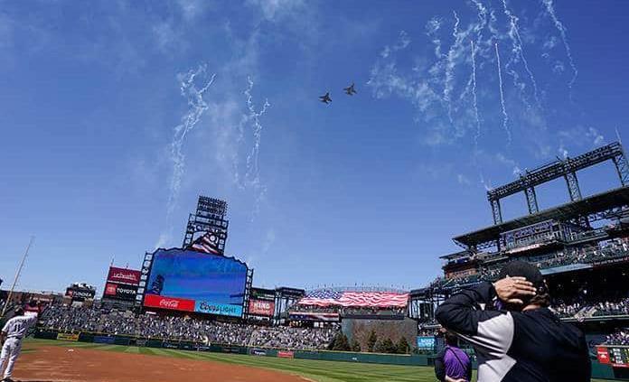 MLB muda Juego de Estrellas  al Coors Field de Denver