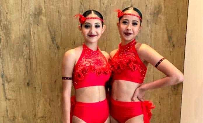 Niñas representarán a México en eventos internacionales de danza
