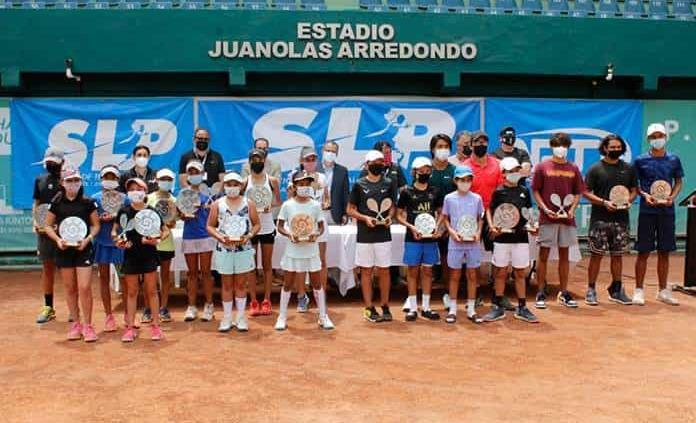 Se coronaron Gómez, Magagnin y Yáñez en tenis