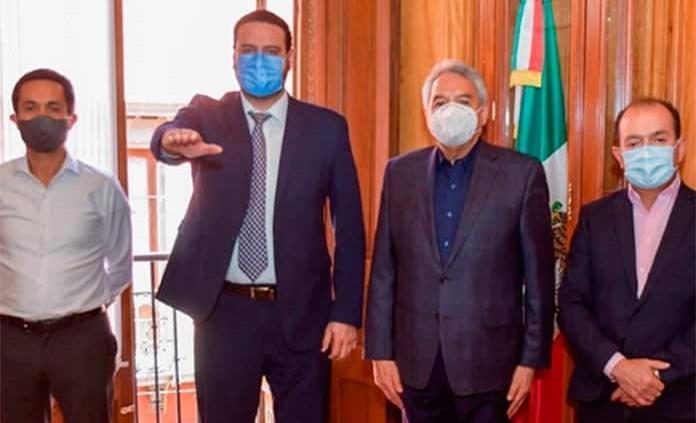 Alejandro Flores, nuevo subsecretario de Derechos Humanos y Asuntos Jurídicos de la SGG