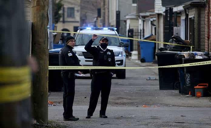 Tiroteo en Chicago deja siete personas heridas