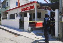 Asesinan a propietario de una carnicería en Valles