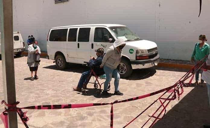 San Luis y Soledad, los últimos en vacuna