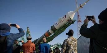 La Soyuz MS-18 parte el viernes hacia la Estación Espacial en una misión que recuerda a Gagarin