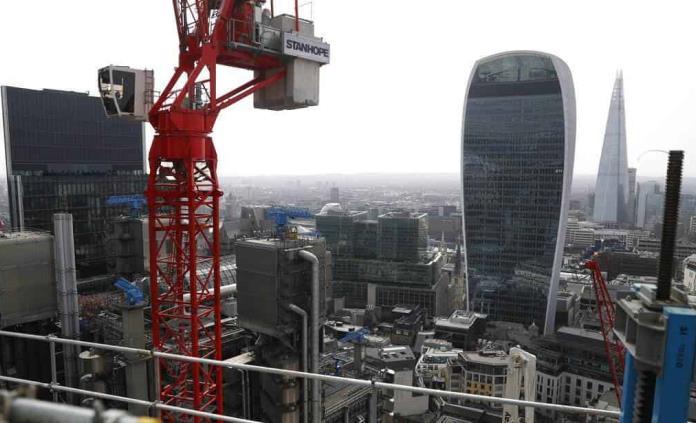 La City londinense se prepara para la post-pandemia