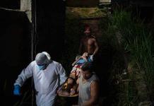 Brasil registra un nuevo máximo diario de 4.249 muertes por covid-19
