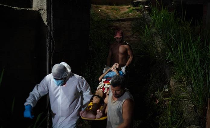 El combate a la pandemia encalla en un laberinto judicial en Brasil
