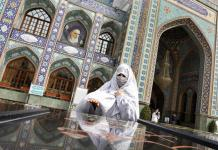 Irán bate su récord de contagios por tercer día seguido
