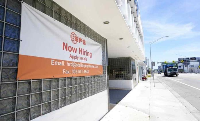 Aumentan las solicitudes del seguro por desempleo en EEUU