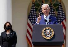 Biden tacha de vergüenza internacional la violencia con armas en EEUU
