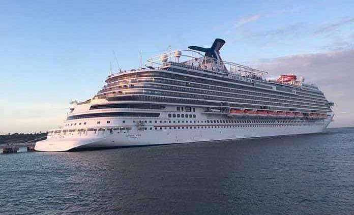Carnival espera reanudar sus cruceros