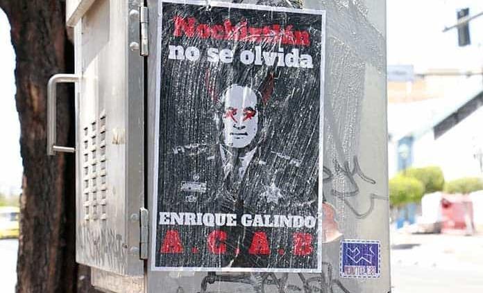 """Denuncia Galindo una """"guerra sucia"""""""