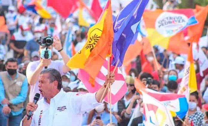 Dice Felipe Calderón: Pedroza, la verdadera esperanza de San Luis