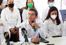 Denuncia PVEM actos vandálicos en la publicidad de Ricardo Gallardo