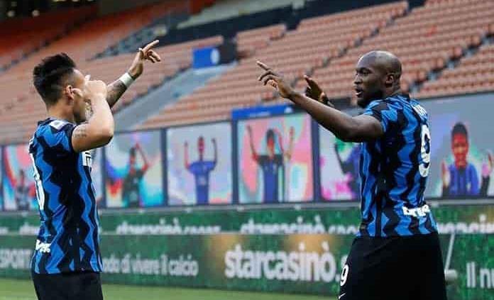 Inter se mantiene líder en Italia