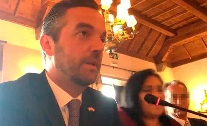 La FGR acusa al exsenador del PAN Jorge Luis Lavalle por tres delitos en caso Lozoya-Odebrecht