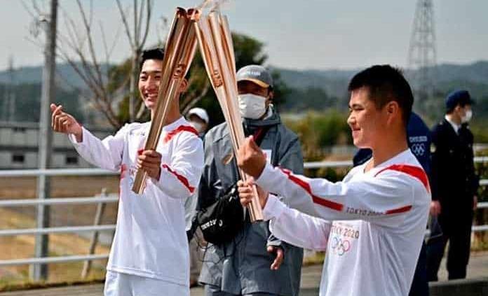 Llama olímpica no recorrerá Osaka