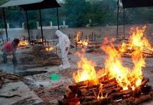Se descontrola la pandemia de covid en India