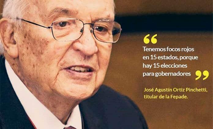 """En México sigue la """"tendencia ancestral de burlar las elecciones"""": Ortiz Pinchetti"""