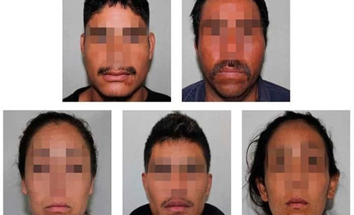 Dan sentencias de hasta 140 años de prisión a secuestradores en Villa de Ramos