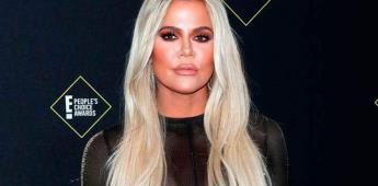 Khloé Kardashian dice que la presión por su físico es insoportable
