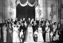 Fechas clave en la vida del príncipe Felipe de Inglaterra