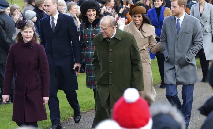 En escueto mensaje, Enrique y Meghan agradecen al príncipe Felipe