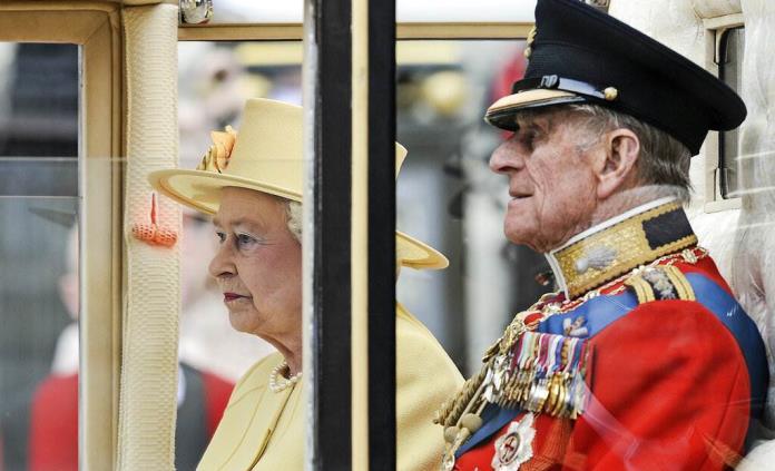 Operación Forth Bridge: así dirá Reino Unido adiós al príncipe Felipe