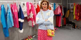 La gente está despistada, lleva un año en chándal, dice Agatha Ruiz de la Prada