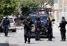 Durante fin de semana, 33 detenidos y 17 vehículos recuperados: SSPE