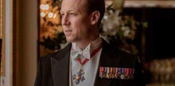 El actor que encarna al duque en The Crown le rinde tributo tras su muerte
