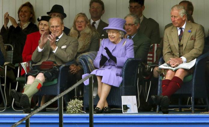 El príncipe Carlos rinde tributo a la figura amada y apreciada de su padre