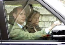 Los hijos de Isabel II la visitan en Windsor tras la muerte del príncipe Felipe
