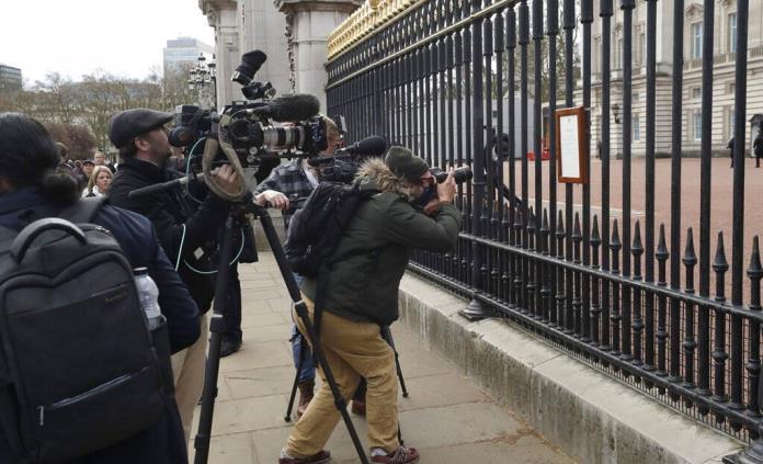 Quejas contra la BBC en Reino Unido por cobertura excesiva sobre la muerte del príncipe