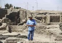 Revelan más detalles de ciudad faraónica hallada en Egipto
