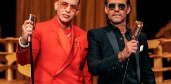 Daddy Yankee a dúo con Marc Anthony